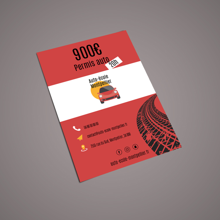 flyer-auto-ecole-montpellier-mockup