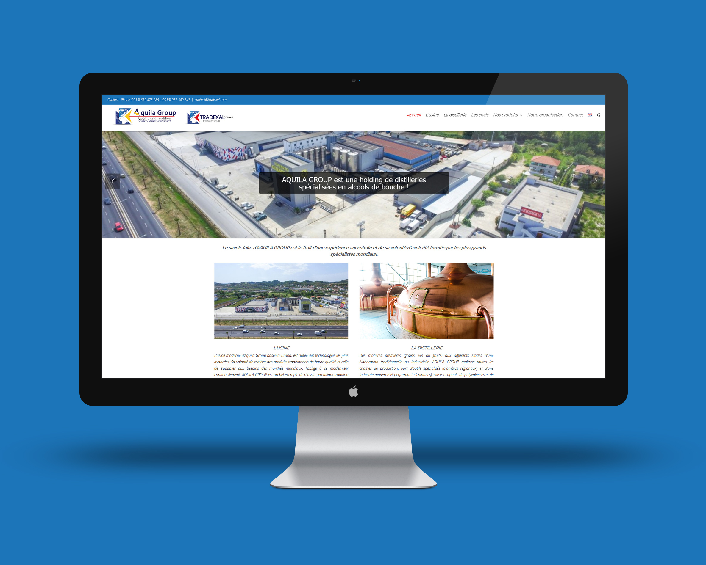 tradexal-pages-site